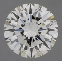 1.0 Carat I/IF GIA Certified Round Diamond