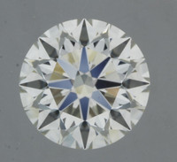 1.0 Carat I/VVS1 GIA Certified Round Diamond