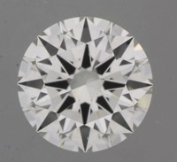 1.06 Carat G/IF GIA Certified Round Diamond