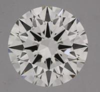 1.21 Carat G/VVS1 GIA Certified Round Diamond
