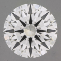 1.25 Carat D/FL GIA Certified Round Diamond