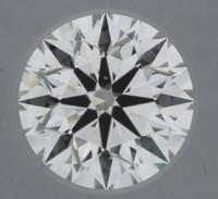1.3 Carat G/VVS2 GIA Certified Round Diamond