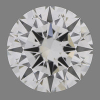 1.5 Carat G/IF GIA Certified Round Diamond