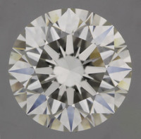 1.17 Carat H/IF GIA Certified Round Diamond