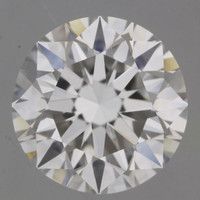 1.5 Carat E/IF GIA Certified Round Diamond