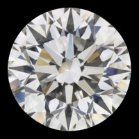 2 Carat F/IF GIA Certified Round Diamond