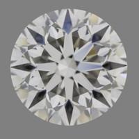 3.01 Carat I/VVS1 GIA Certified Round Diamond