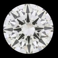 3.27 Carat F/VVS2 GIA Certified Round Diamond