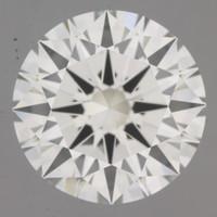 3.5 Carat H/VVS2 GIA Certified Round Diamond