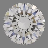4.02 Carat F/VVS2 GIA Certified Round Diamond