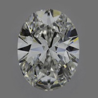 1.5 Carat D/VS2 GIA Certified Oval Diamond