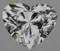 1.21 Carat D/IF GIA Certified Heart Diamond