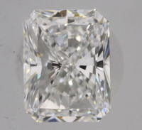 1.23 Carat E/VVS1 GIA Certified Radiant Diamond