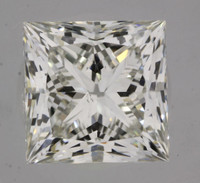 1.52 Carat I/VS2 GIA Certified Princess Diamond