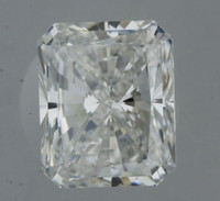1.21 Carat G/IF GIA Certified Radiant Diamond