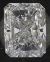 1.22 Carat D/VVS1 GIA Certified Radiant Diamond