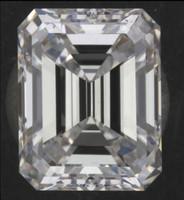 1.52 Carat D/IF GIA Certified Emerald Diamond