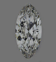 3.00 Ct E/VS2 Marquise Cut GIA Certified Diamond