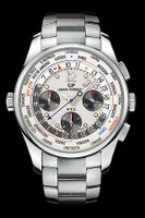 Girard Perregaux World Time Financial Chronograph #49805-11-152-11A