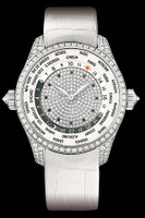 Girard Perregaux WW.TC Lady World Time Watch #49870D53PB01-BK7A