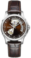 Hamilton JazzMaster Open Heart Watch