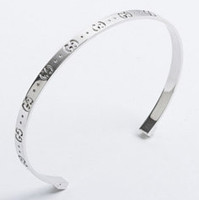 Gucci GG Bracelet WG L. 18 cm