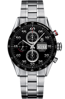 TAG Heuer Carrera Automatic Chronograph 43 mm with Black Aluminum HEU0169522