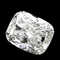 4 Carat H/VVS1 Cushion Cut Diamond (GIA Certified)
