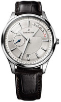 Zenith Elite Captain Power Reserve SS 03.2120.685/02.C498