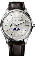Zenith Elite Captain Moonphase SS 03.2140.691/02.C498