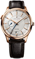 Zenith Elite Captain Dual Time RG 18.2130.682/02.C498