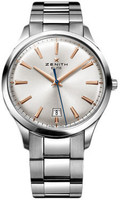 Zenith Elite Captain Central Second SS 03.2020.670/01.M2020