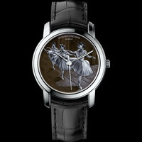 Vacheron Constantin Hommage à l'Art de la Danse The Dance Class White Gold