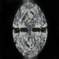1.01 Carat E/VVS2 Oval GIA Certified Diamond
