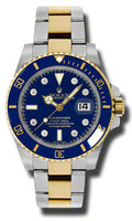 Rolex Submariner Steel & Gold 116613BLD