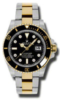 Rolex Submariner Steel & Gold 116613BKD