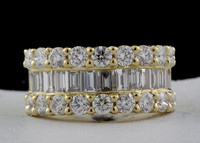 3.56ct G/VS Diamond Eternity Band ADR10666Y