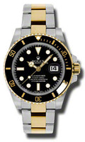 Rolex Submariner Steel & Gold 116613BK