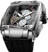 Rebellion REB-5 Tourbillion Reb 5 Tourbillion Titanium