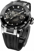 Rebellion Predator 3 Hands & Date Steel-Ceramic 3 Hands Date Steel-Ceramic
