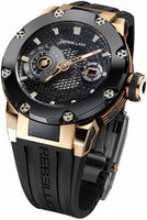 Rebellion Predator 3 Hands & Date Gold-Ceramic 3 Hands & Date Gold-Ceramic