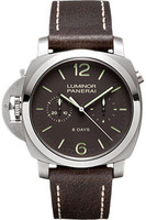 Panerai Luminor 1950 Chrono Monopulsante Left-Handed 8 Days PAM00345