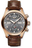 IWC Pilots Watch Spitfire Perpetual Calendar Digital Date-Month IW379103