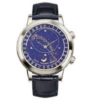 Patek Philippe Celestial with Date Platinum 6102P-001