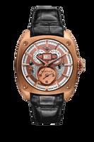 Bentley Solstice Dual Time BD Titanium Watch 81-45591