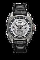 Bentley Solstice Dual Time BD Titanium Watch 81-45011