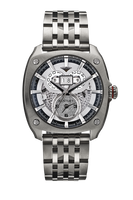 Bentley Solstice Dual Time BD Titanium Watch 81-45010