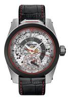 Montblanc TimeWalker Chronograph 100 Steel & Titanium Watch 111285