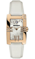 Montblanc Profile Lady Elegance Red Gold 104255