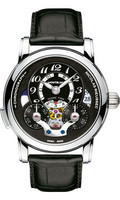Montblanc Nicolas Rieussec Chronograph Open Home Time 107070